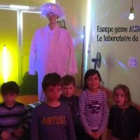 Escape game le laboratoire du professeur GOGO groupe 3