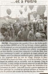 Article rl carnaval 2015