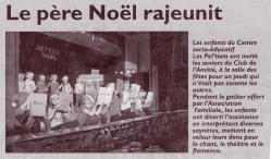 Article rl fete de noel club de l amitie